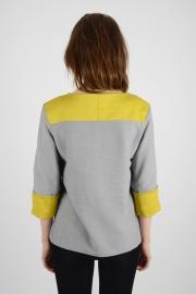blouse_gris_jaune_ecoliere_louise_religieux