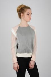 sweat_shirt_mousseline_blanc_noir_rose_louise_religieux